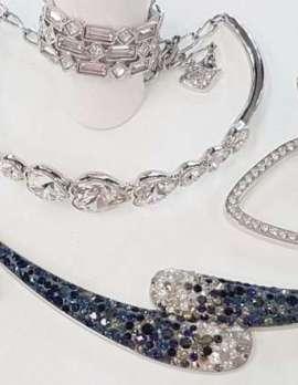 Assorted Swarovski Jewellery