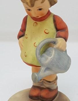 Vintage German Hummel Figurine - Little Gardener