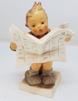 Vintage German Hummel Figurine - Latest News