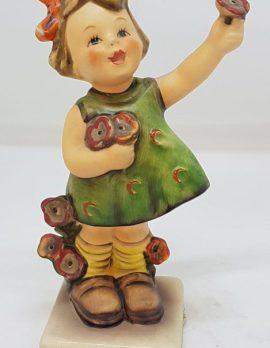 Vintage German Hummel Figurine - Spring Cheer