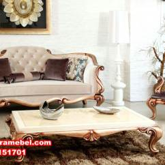 Harga Sofa Klasik Modern How To Repair Large Tear In Leather Ruang Tamu Kissa Xaviera Alexaviera Furniture Srt 022