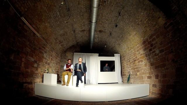 Kunst – Theater im Pengland noch bis Samstag