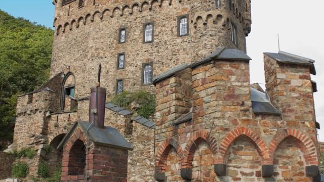 Bilder von der Burg Sooneck – Burgenblogger Teil 2