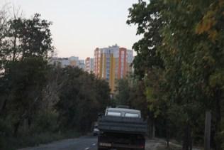 Zurück in Chisinau