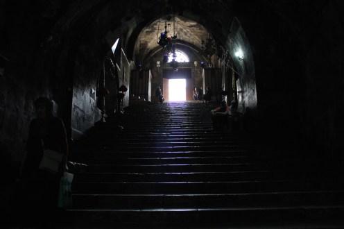 Grabeskirche von Maria