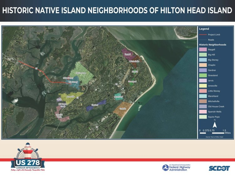Hilton Head Native Island Communities