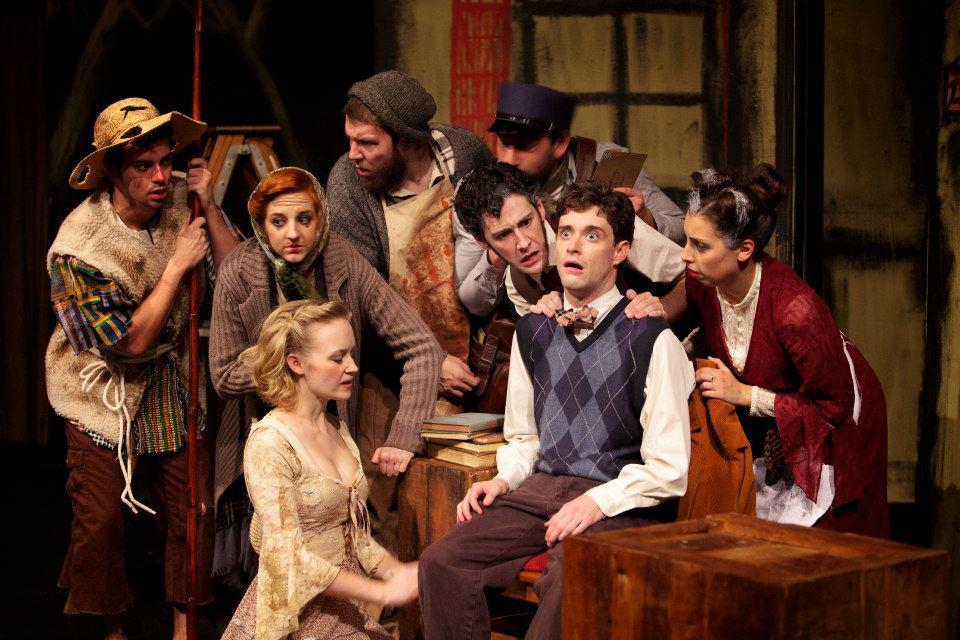 Fools by Neil Simon- Los Angeles New Court Theatre