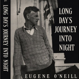 Long Day's Journey Into Night, First Edition Cover. Photo taken by Carlotta Monterey O'Neill. Copyright 1955 by Carlotta Monterey O'Neil