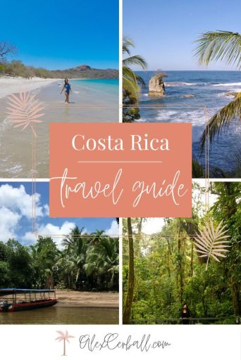 Planning a trip to Costa Rica
