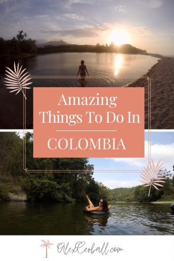 Amazing Things to do in Colombia