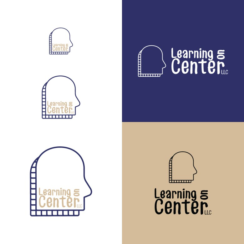Learning-on-Center-LOC-Logo-Versions-2