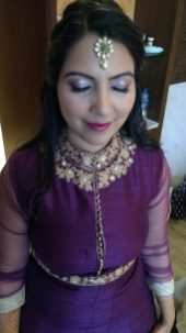 make up for south asian bride,riviera maya