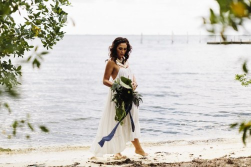 bridal photoshoot cancun