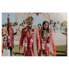 Indian wedding in Dreams Playa Mujeres