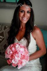beauty shots for Johanna bride during her wedding day in cancun,riviera maya,mexico