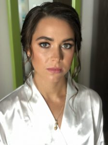 bridal beauty for ceremony in cancun