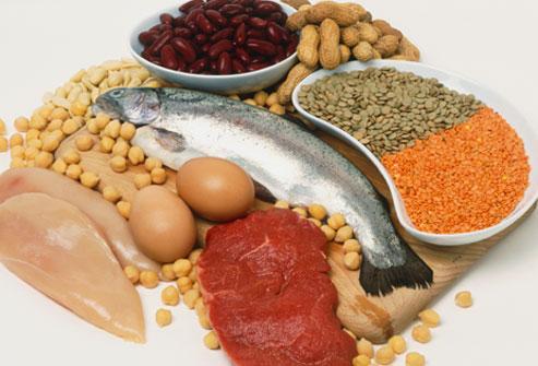 proteine cibo