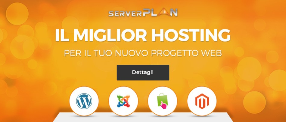 Miglior servizio hosting economico Serverplan
