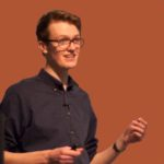 Alex Denning at WordCamp London 2016