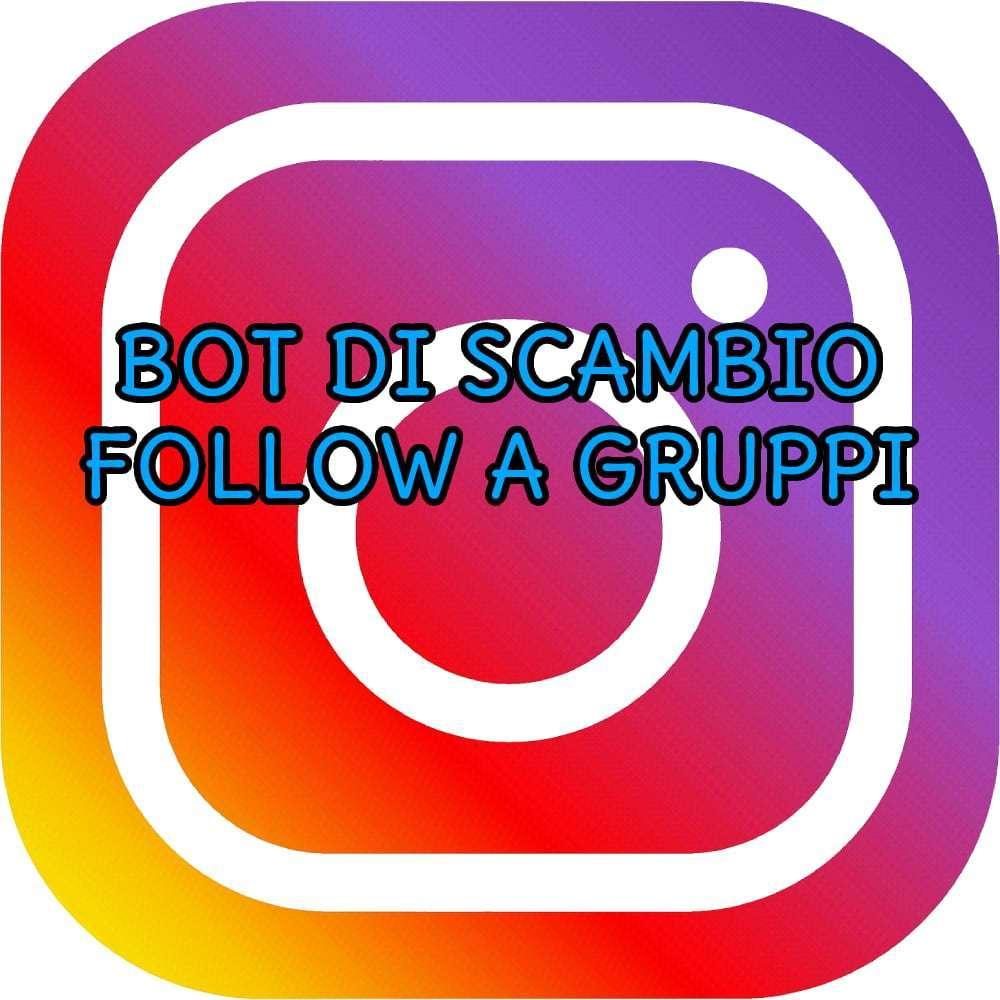 Bot di scambio Follow a Gruppi