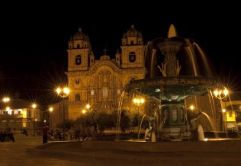 plaza-de-armas in Cusco
