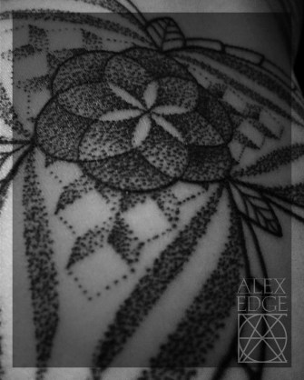 alex edge tattoos, alex edge, Mandala tattoo, dotwork tattoo, dotwork , Alex Edge, alexedgetattoos