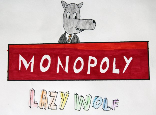 The Lazy Wolf Monopoly
