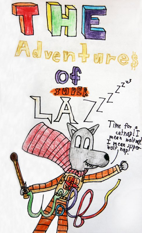 Lazy_Wolf_Book_Super_Cover