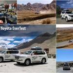 Экспедиция Toyota EverTest. Эверест – наш!