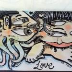 love style, Sketchbook Friday