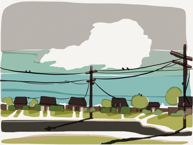Mostly Fake Landscapes - 14
