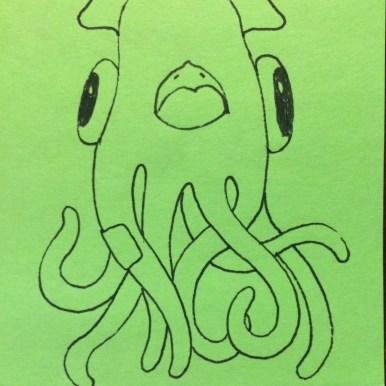 Squid jig