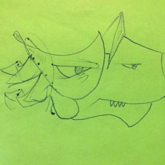 Throw-rp metal cats