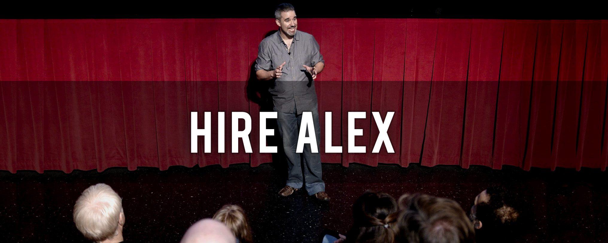 ALEXFERRARI.COM - HIRE ALEX BANNER2