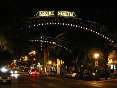 Columbus Short North District