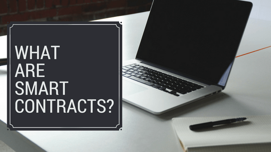 What are smart contracts_