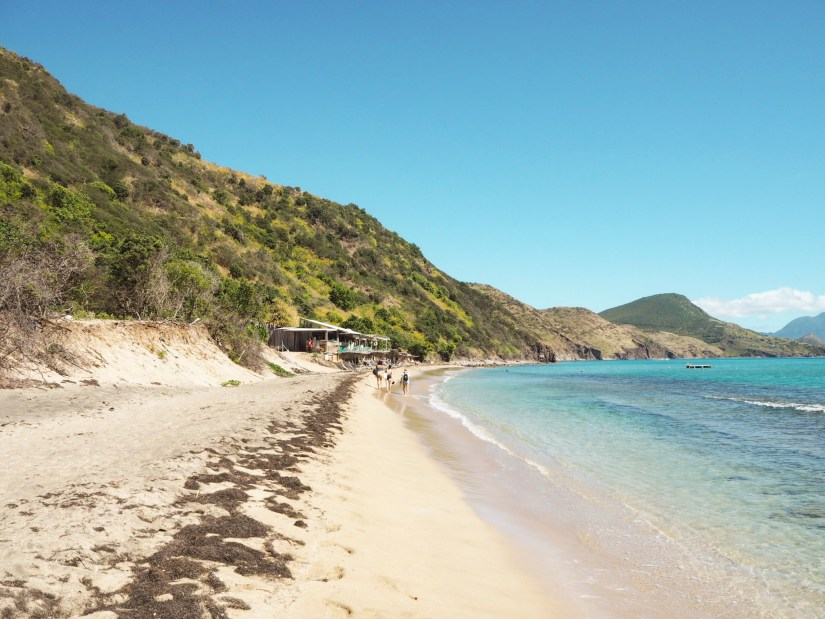 Beaches in St Kitts - South Friars Bay