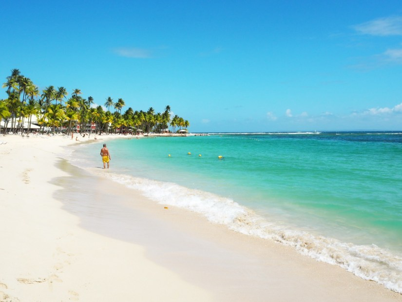best beaches in Guadeloupe