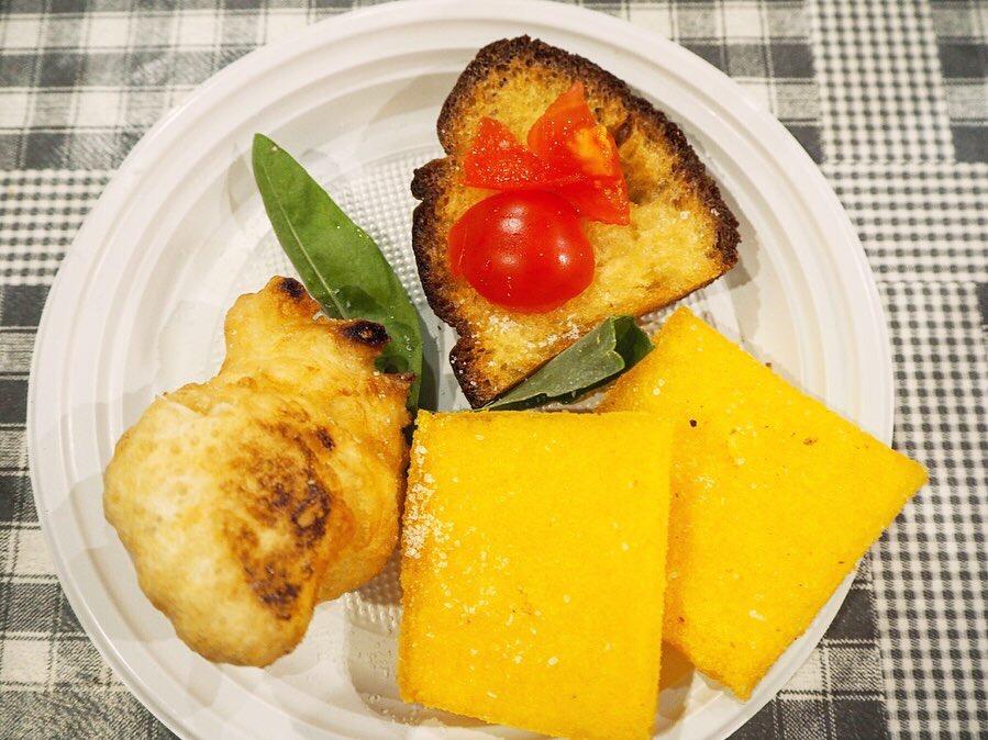 famous street food in Puglia