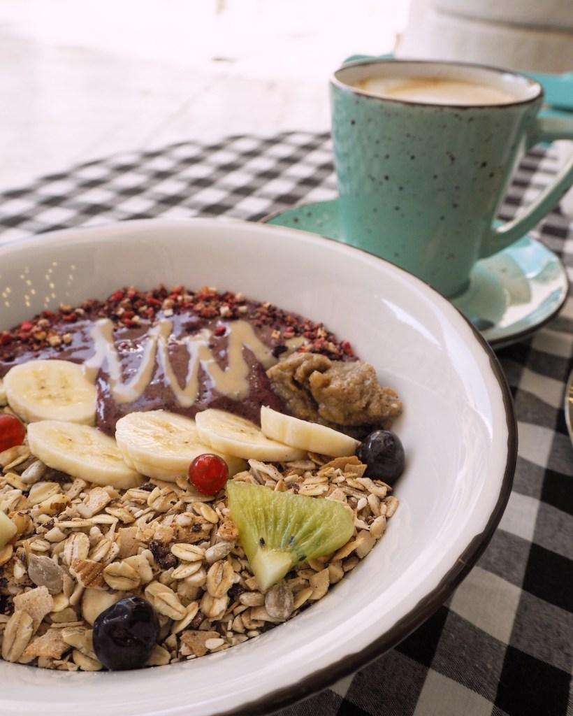 healthy food in Split at Kat's Grab 'n' Go