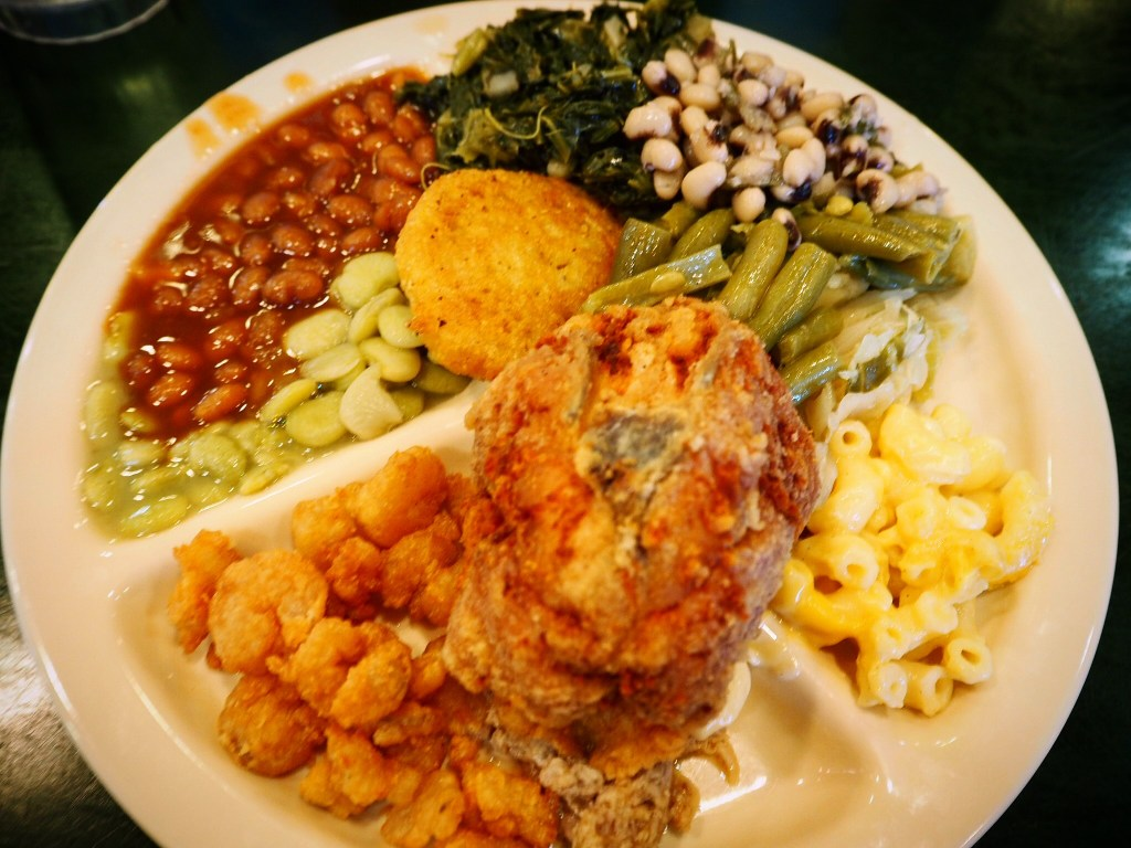 southern cooking in North Carolina