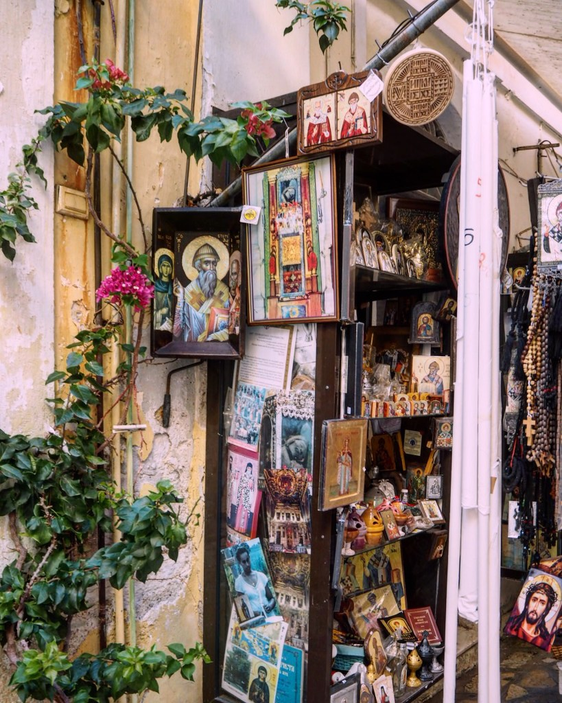 religious gift shop