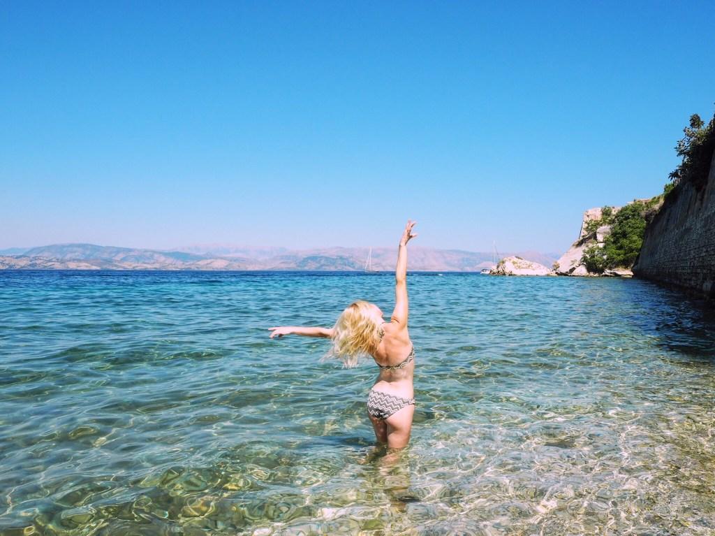 brilliant times in the Ionian Sea