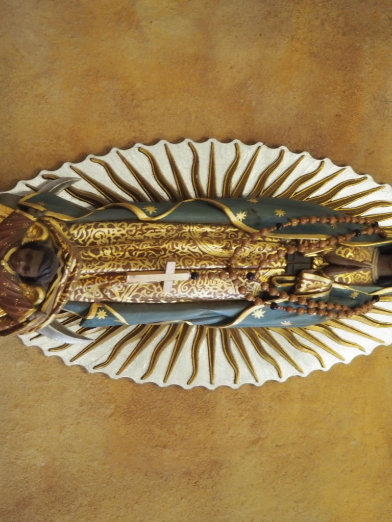 Mexican influence in the California missions