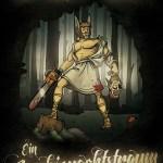 Plakat - Zombienachtstraum