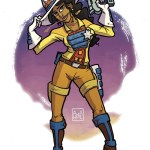 Fan-Art - Bravestarr