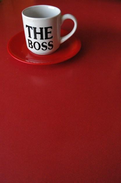 My mug. 2007.