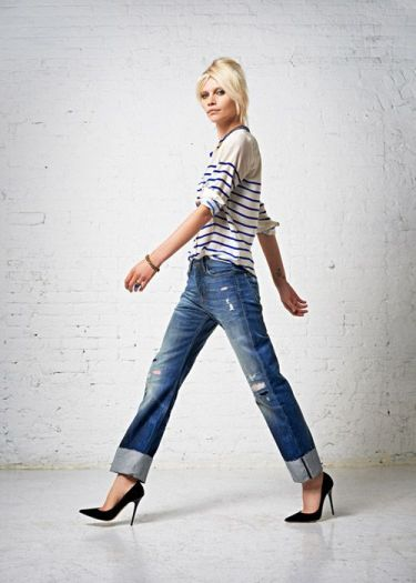 Scotch & Soda Collection - Lookbook | Scotch & Soda. Those jeans - that cuff tips for tall girls at Alexia Alterations