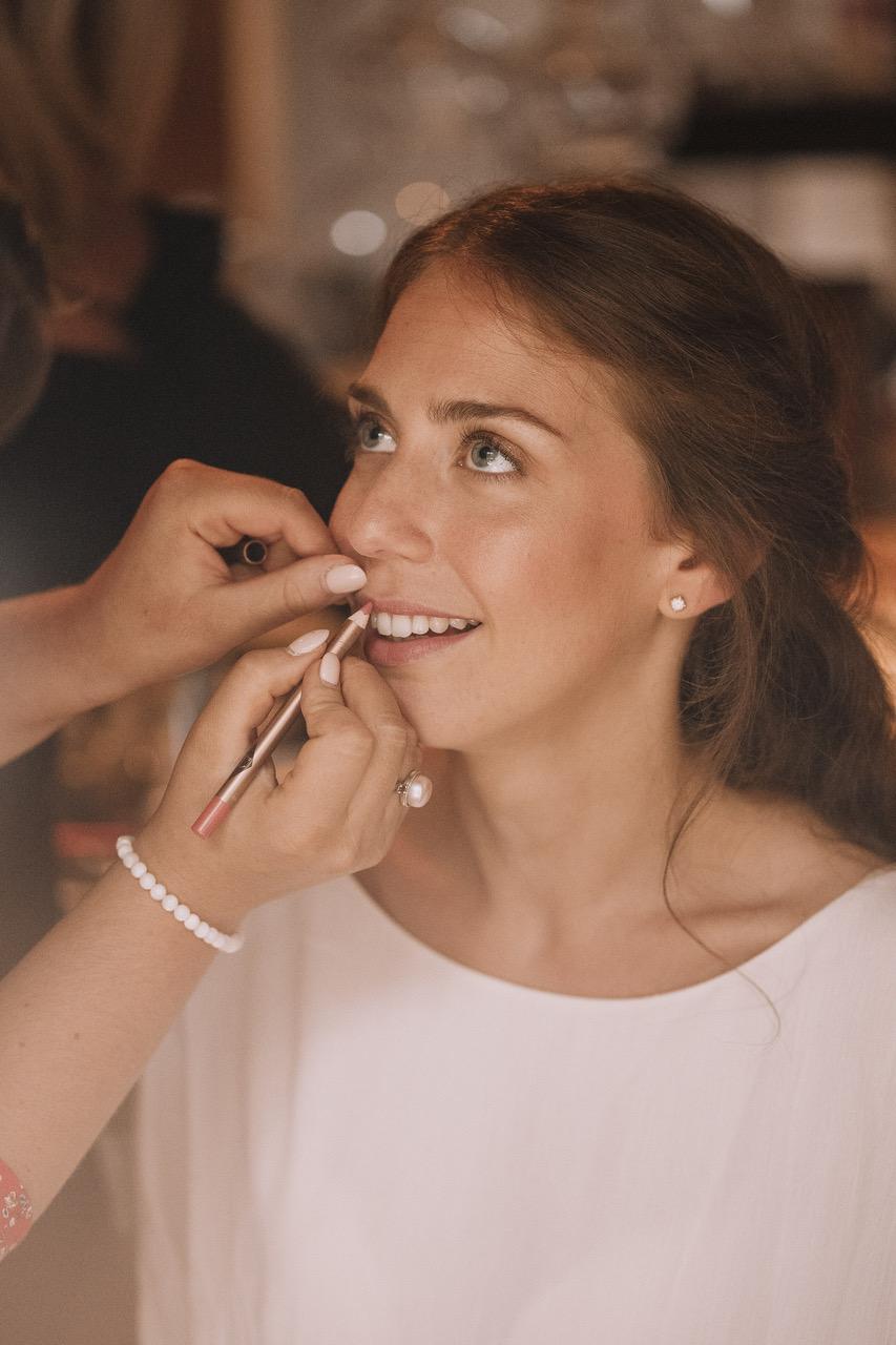 bridal makeup artist in france