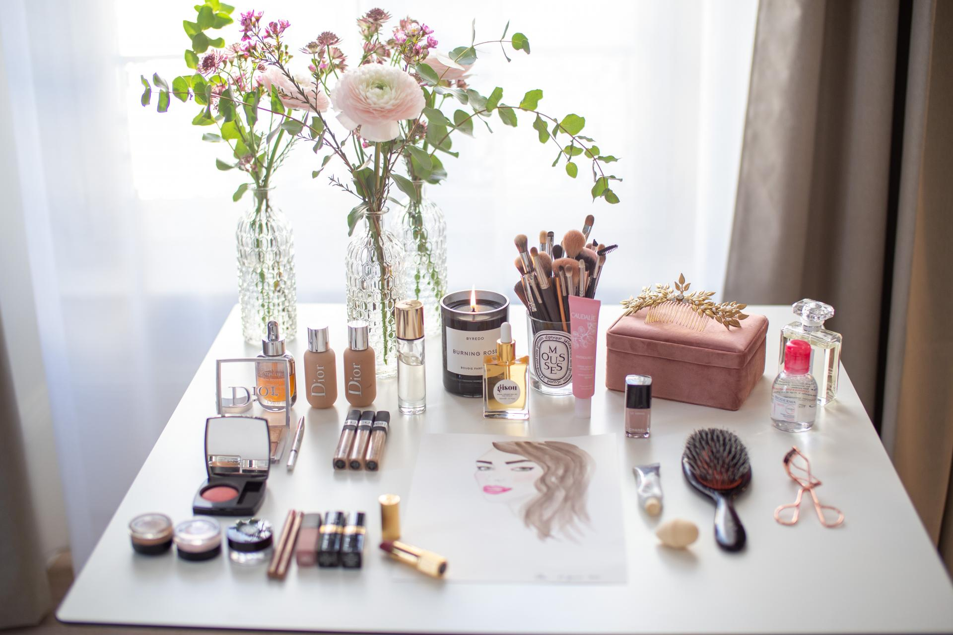 bridal makeup artist kit